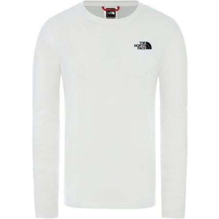 The North Face M L/S RED BOX TEE - EU