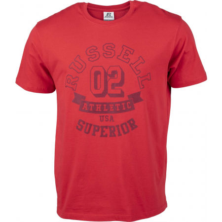 Russell Athletic SUPERIOR S/S TEE SHIRT