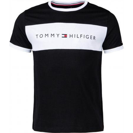 Tommy Hilfiger CN SS TEE LOGO FLAG