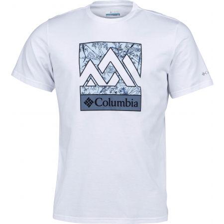Columbia M RAPID RIDGE GRAPHIC TEE