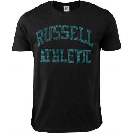 Russell Athletic S/S TEE BLK