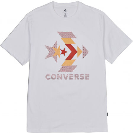 Converse ZOOMED IN GRAPPHIC TEE