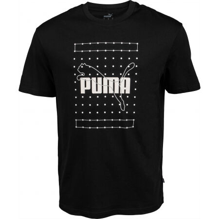 Puma REFLECTIVE GRAPHIC TEE