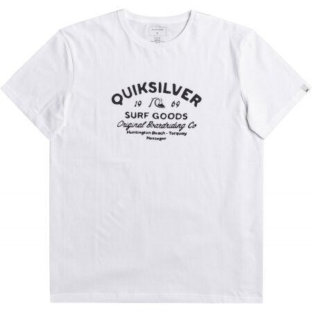 Quiksilver CLOSED CAPTION SS