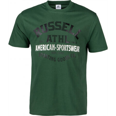 Russell Athletic PRINTED S/S TEE