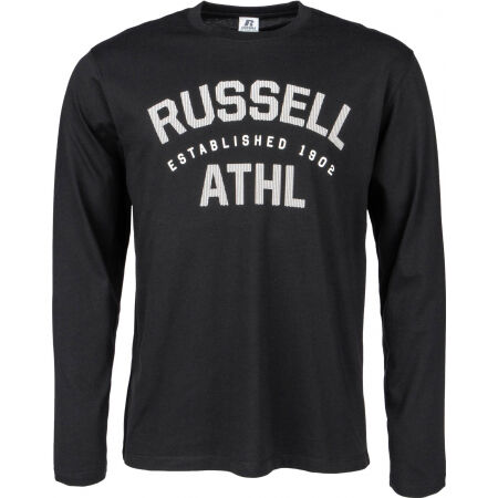 Russell Athletic L/S CREWNECK TEE SHIRT