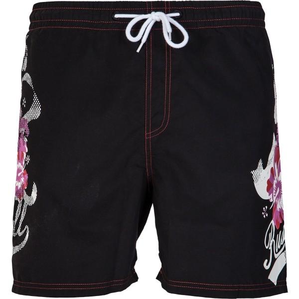 HAWAI SWIM SHORT - Pánské koupací šortky