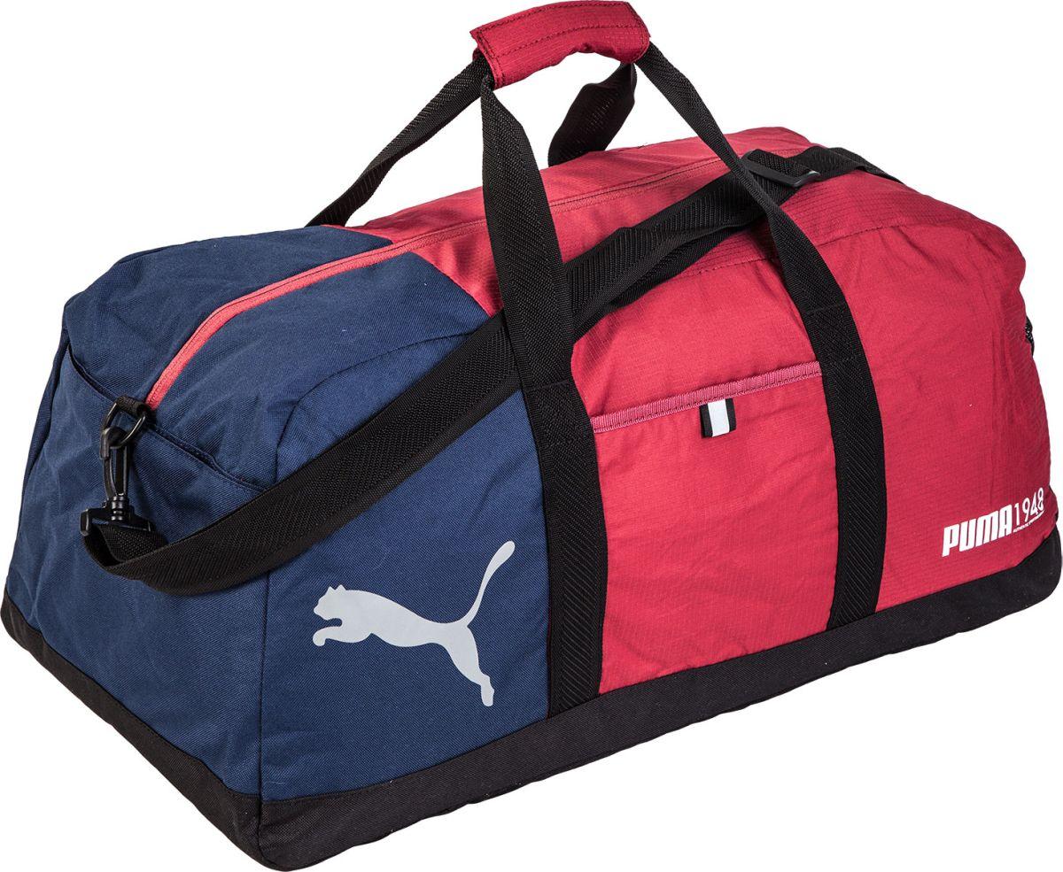 FUNDAMENTALS SPORTS BAG M - Sportovní taška 63b5f64f2d1f2