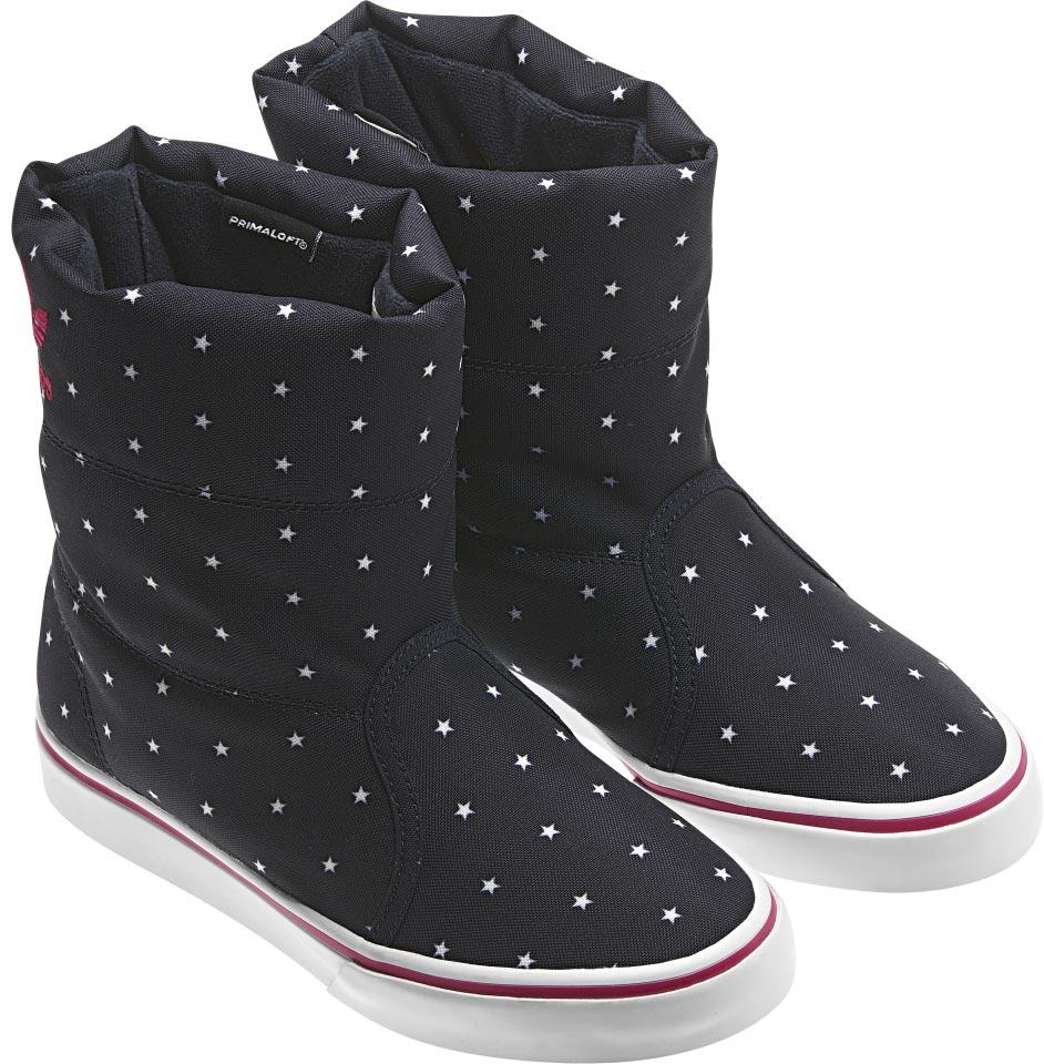 9537c0f448c adidas WINTER VULC K. WINTER VULC K - Dětská zimní obuv