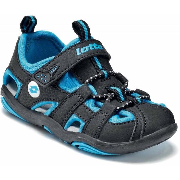 Otevřené dětské sandály
