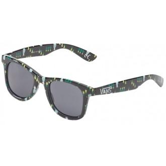Sluneční brýle JANELLE HIPSTER SUNGLASSES černá OSFA