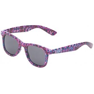 Sluneční brýle JANELLE HIPSTER SUNGLASSES růžová OSFA