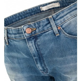 Dámské denimové kalhoty