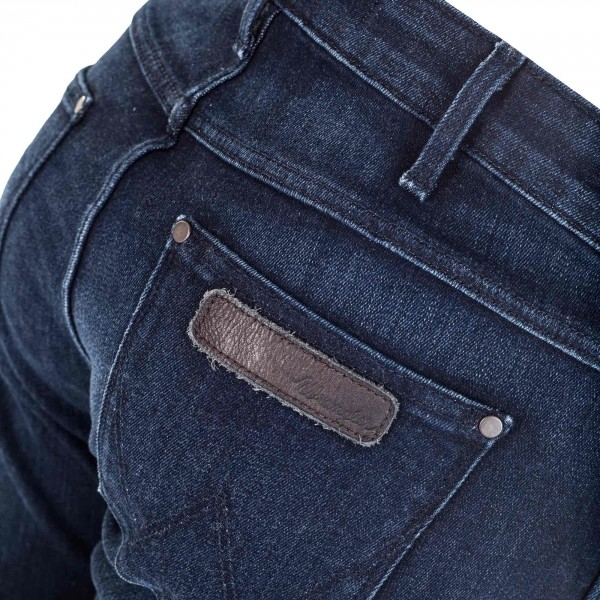 CORYNN BLUE SHELTER - Dámské denimové kalhoty