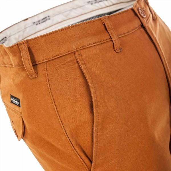 CHINO GLAZED GINGER - Pánské kalhoty