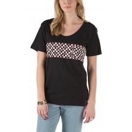 Vans CHECKER CHERRY POCKET TEE