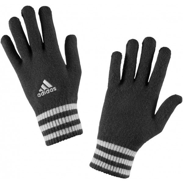 ESSENTIALS 3STRIPES GLOVES - Unisex rukavice