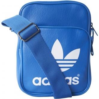 Taška přes rameno MINI B CLASSIC modrá NS