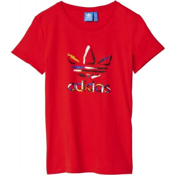 TREFOIL TEE - Stylové dámské tričko