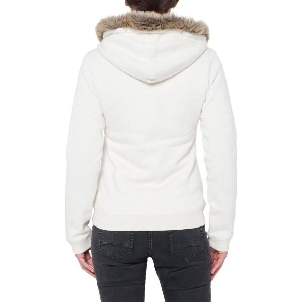 LW SAN FRAN SUPERFLEECE - Dámská zimní mikina