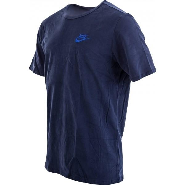TEE-EMBRD FUTURA - Pánské triko
