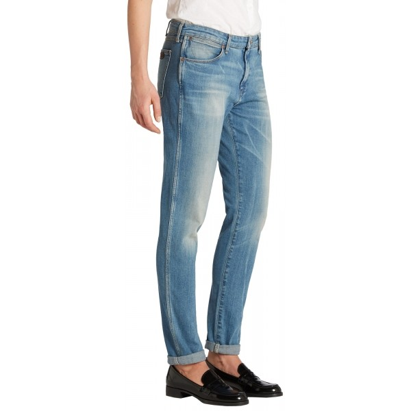 BOYFRIEND ORIGINAL WORN - Dámské denimové kalhoty