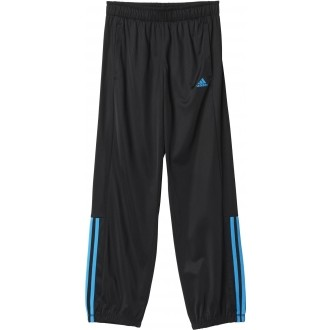 Chlapecké kalhoty ESSENTIALS BOYS MID 3 STRIPES CLOSED HEM 116