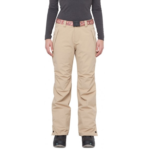 PW STAR PANTS - Dámské lyžařské/snowboardové kalhoty