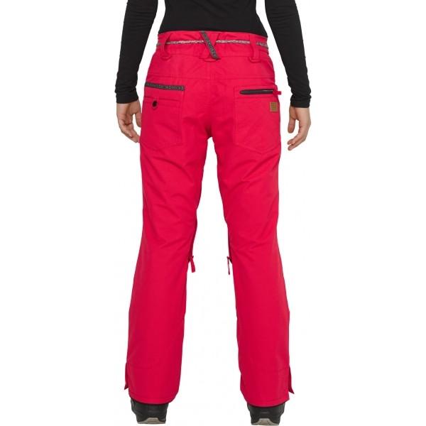 PW GLAMOUR PANTS - Dámské lyžařské/snowboardové kalhoty