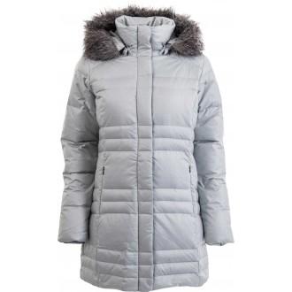 Dámský zimní kabát MERCURY MAVEN IV MID JACKET bílá S