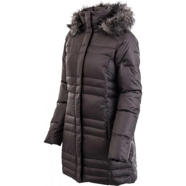 Dámský zimní kabát