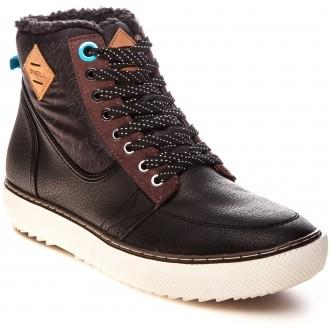 Pánské zimní boty BRONCO 2 černá EUR 43