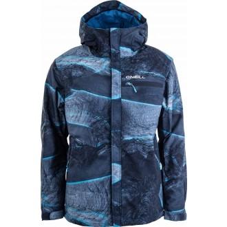 Pánská lyžařská/snowboardová bunda PM AREA 52 JACKET modrá M