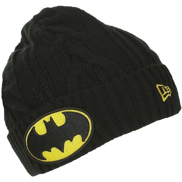 HERO CUFF BATMAN - Stylová zimní čepice