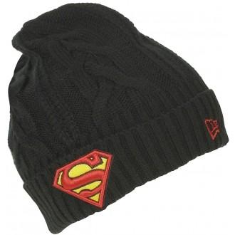 Stylová zimní čepice HERO CUFF SUPERMAN os