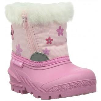 Dívčí zimní boty LIL FROST EUR 21