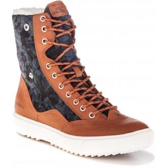 Dámské zimní boty FOSHO hnědá EUR 37