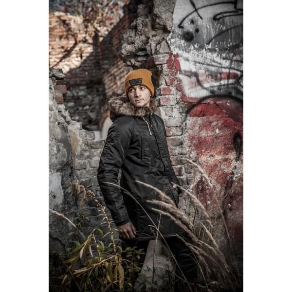 MILFORD BEANIE - Ležérní zimní čepice