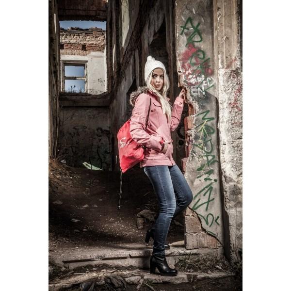 AC HOT DOT BEANIE - Stylový dámský kulich