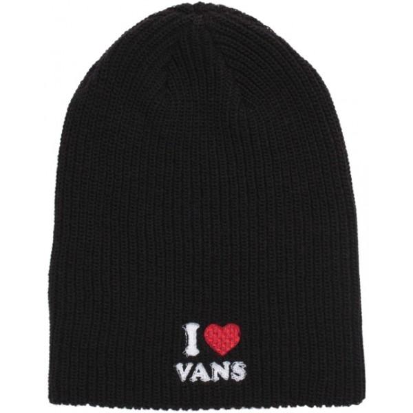 I HEART VANS BEANIE - Dámská zimní čepice