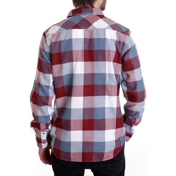 BOX FLANNEL - Pánská flanelová košile