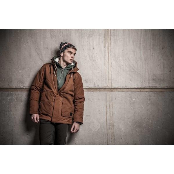 AC BANNER BEANIE - Pánská zimní čepice