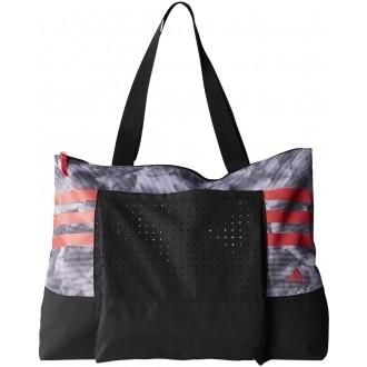 Dámská sportovní taška TOTE GRAPHIC 2 tmavě šedá NS