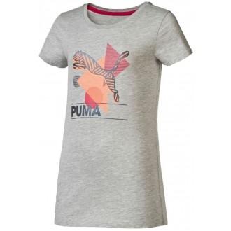Puma FUN IND GRAPHIC TEE