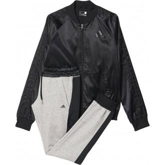 adidas YOUNG WOVEN TRACKSUIT