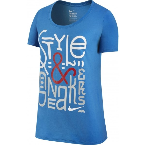 TEE BF STYLE SNEAKERS - Dámské tričko
