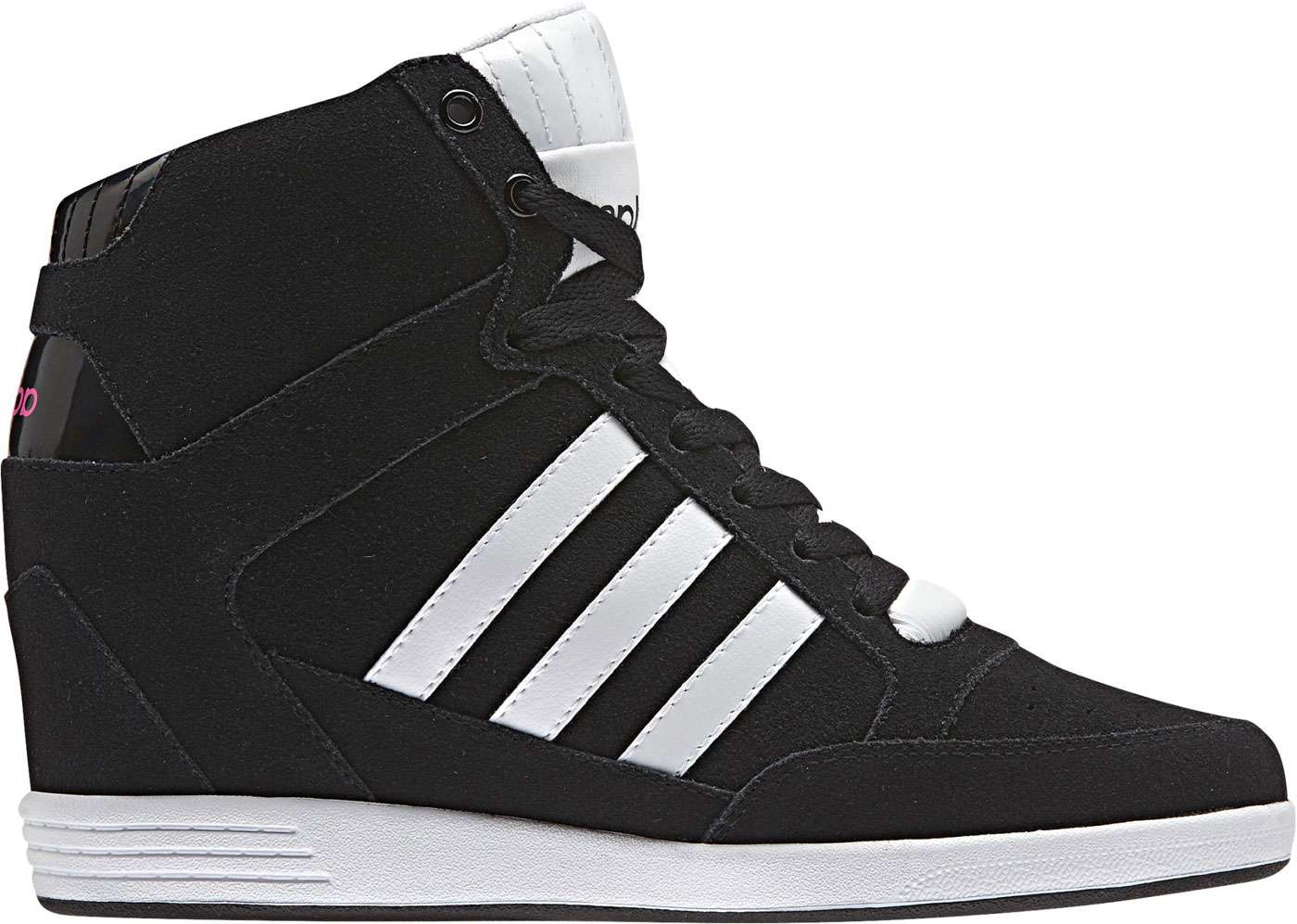 adidas super wedge nere