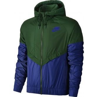 Dámská stylová bunda WINDRUNNER zelená L