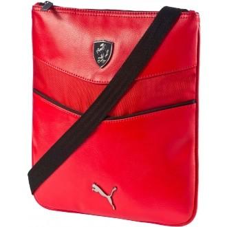 Dámská elegantní kabelka FERRARI LS TABLET BAG červená OSFA