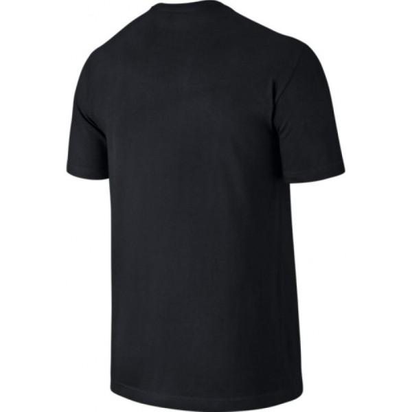 TEE CHEST SWOOSH - Pánské triko